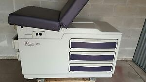 1 Midmark ritter 204 Plum Upholstery Exam Table Free Local Shipping
