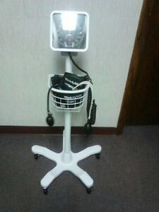 Welch Allyn 767 Blood Pressure Unit On Mobile Stand