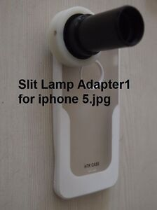 Slit Lamp Adapter For Iphone 5 With Best Quality Only For Your Slit Lamp