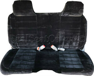 A25 Bk Toyota Compact Truck Xcab Rcab Small Notched Cushion Bench Seat Covers