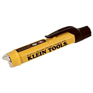 Klein Tools Ncvt 3 Non contact Voltage Tester With Flashlight