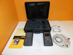 Fluke Dsp 2000 Cable Analyzer With Dsp 2000sr Smart Remote