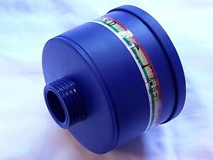 Nbc Gas Mask Filter Nato 40mm mestel Multi gas Nbc cbrn good Thru 11 2022 New