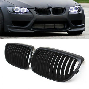 Front Kidney Replacement Grille Grill For Bmw E92 E93 M3 328i 335i 2dr 2006 2013