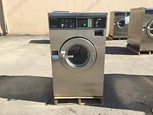 Coin Laundry Equipment Speed Queen Bc2 3ph set Of 3 30lb 6 900