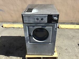 Coin Laundry Equipment Wascomat W125 3ph 35lb set Of 8 7 968