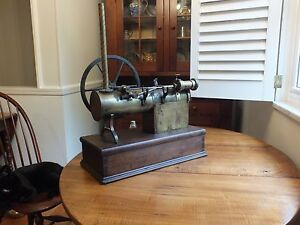 Antique Steam Engine
