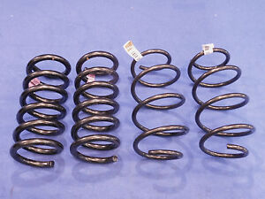 15 16 Mustang Performance Pack New Take Off Springs Coil Springs