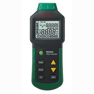 Mastech Ms5908 Ture Rms Circuit Analyzer Tester Compared With Ideal W9s2