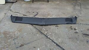 1974 1977 Chevrolet Camaro Showcars Iroc Front Spoiler With Closed Ducts