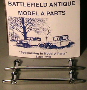 1928 1929 1930 1931 Model A Ford Ratrod Streetrod Rumble Seat Grab Handles