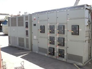 Substation General Electric Substation 1000 Kva