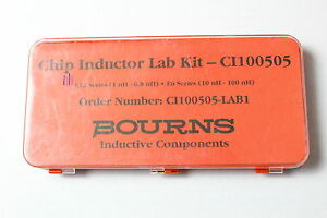 Bourns Ci100505 lab1 Inductor Kits Accessories 40each 18values