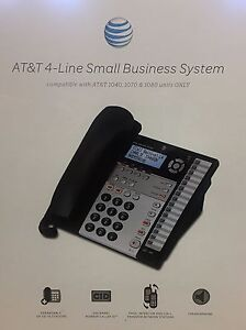 At t 4 line Business Phone