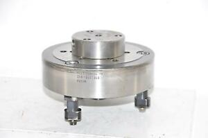 Cnc Hydraulic Chuck Roehm Mount Milling Mill lathe Expandable Mandrel Holder