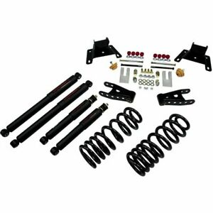 Belltech Lowering Kit New F150 Truck Styleside 81 0 In Ford 924nd