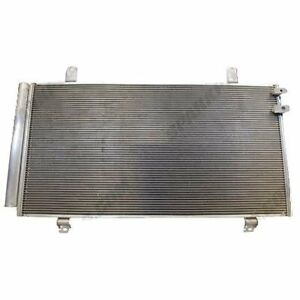 Denso A c Ac Condenser New 88460 06230 For Toyota Camry Avalon 2013 477 0702