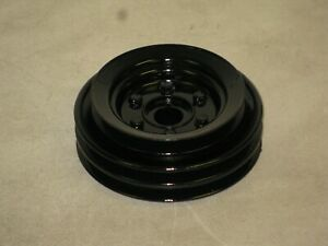 88 95 Nissan Pickup Pathfinder 3 0l V6 Crank Shaft Pulley Harmonic Balancer Oem