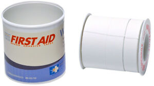 First Aid Tri Cut Adhesive Waterproof Tape Latex Free 1 2 5 8 7 8 48 Rolls
