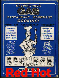 New Repair Manual For Restaurant Commercial Gas Equipment Service Book 72 1093