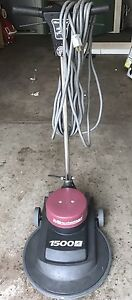 Minuteman 20 1500 High Speed Burnisher Polisher Floor Buffer H p 1 1 2