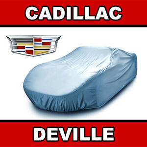 cadillac Deville Car Cover Ultimate Full Custom fit All Weather Protect