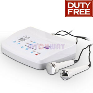 Ultrasound Facial Skin Lifting Beauty Therapy Ultrasonic Machine Anti aging