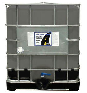 Commercial Grade Asphalt Coal Tar Emulsion Sealer Sealcoat 275 Gallon Tote
