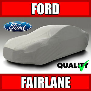 ford Fairlane Car Cover Ultimate Full Custom fit All Weather Protection