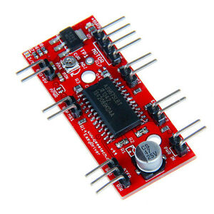 New Geeetech Easydriver Stepper Motor Driver Board Based On A3967 Ic Stepping