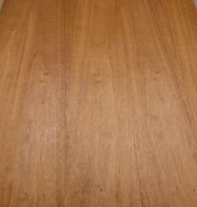 African Mahogany Wood Veneer Sheet 24 X 96 On Wood Backer A Grade 1 25