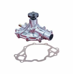 Ford Mechanical Water Pump 289 302 And 351w Engines Chrome Aluminum Ships Free