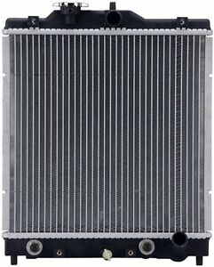 Complete Aluminum Radiator For 1997 1998 Honda Civic All Types