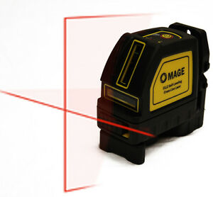 98 Mage Self Leveling Cross Line Laser Level Auto Horizontal Vertical