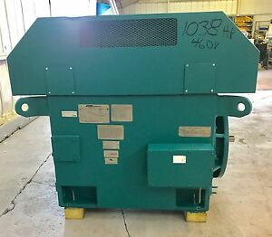 York 1056hp Chiller Motor Excellent Condition