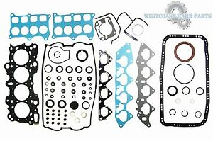 New Acura Integra Gsr Type r 1 7l B17a1 1 8l B18c1 B18c5 Dohc Full Gasket Set
