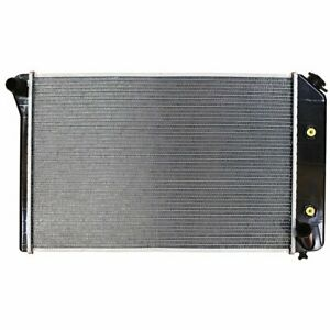 Prorad Radiator New Chevy Chevrolet Corvette 1977 1982 8010717