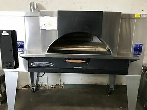 Baker s Pride Fc 616 Il Forno Classico Series Single Gas Deck Oven