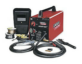 Lincoln Electric Handy Mig Welder 120 Volt Flux Cored Wire Feed Welding Machine