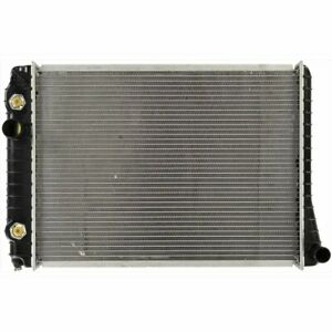 Prorad Radiator New Chevy Chevrolet Corvette 1989 1996 8011052