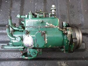 1965 Oliver 1850 Diesel Farm Tractor Fuel Injectorl Pump Free Shipping