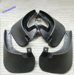 4pcs Mud Flaps Guards Mudguard Splash Guard For Hyundai Tucson 2005 2012