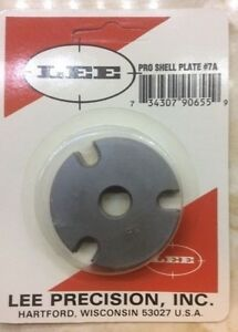 90655 Lee Pro 1000 Shell Plate #7A