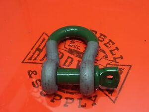 Shackle Clevis Van Beest Super Strong Screw Pin 3 4 Bow Sling wire Rope 7 Ton