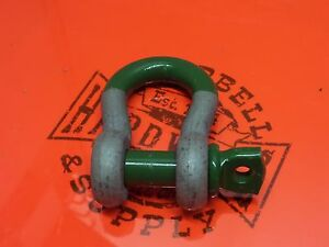 Shackle Clevis Van Beest Super Strong Screw Pin 7 8 Bow Sling wire Rope 9 5 Ton