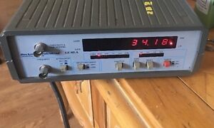 Used Beckman Industrial Emerson Universal Counter Uc10a Free Shipping
