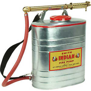 Stainless Steel Indian Backpack Firefighting Pump