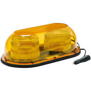 North American Signal Company Action Lite Micro Mini Strobe Light Bar