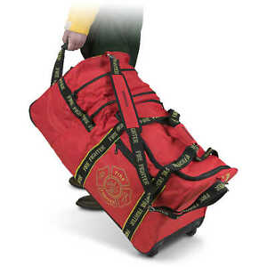 Ultimate Fire Fighter Bag Wheeled
