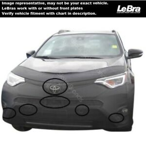 Lebra Front End Mask 551555 01 Fits Subaru Outback 2013 2014
